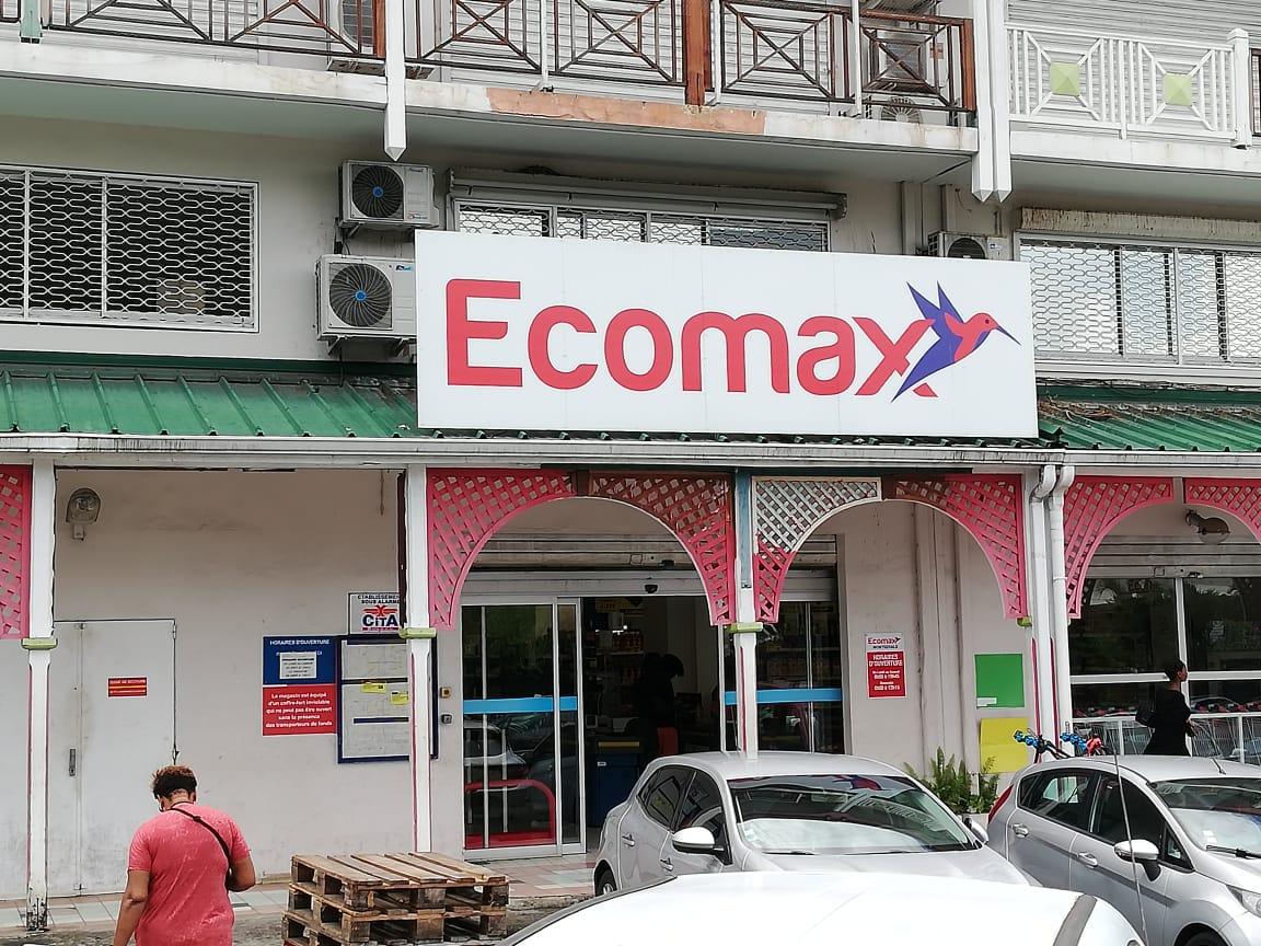 Un groupe guyanais dépose une offre de reprise pour l'ensemble des magasins Ecomax