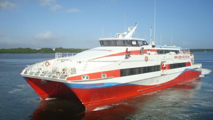 L'Express des Îles effectuera deux liaisons pour rapatrier les ressortissants Sainte-Luciens sur leur île