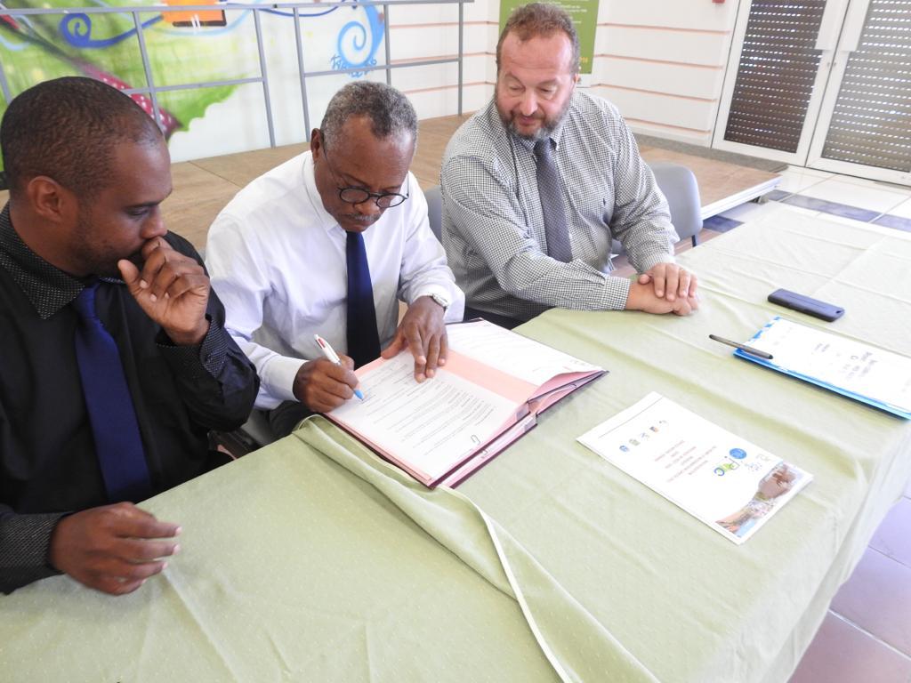 Trois points d'information sur le cancer inaugurés cette semaine en Martinique.