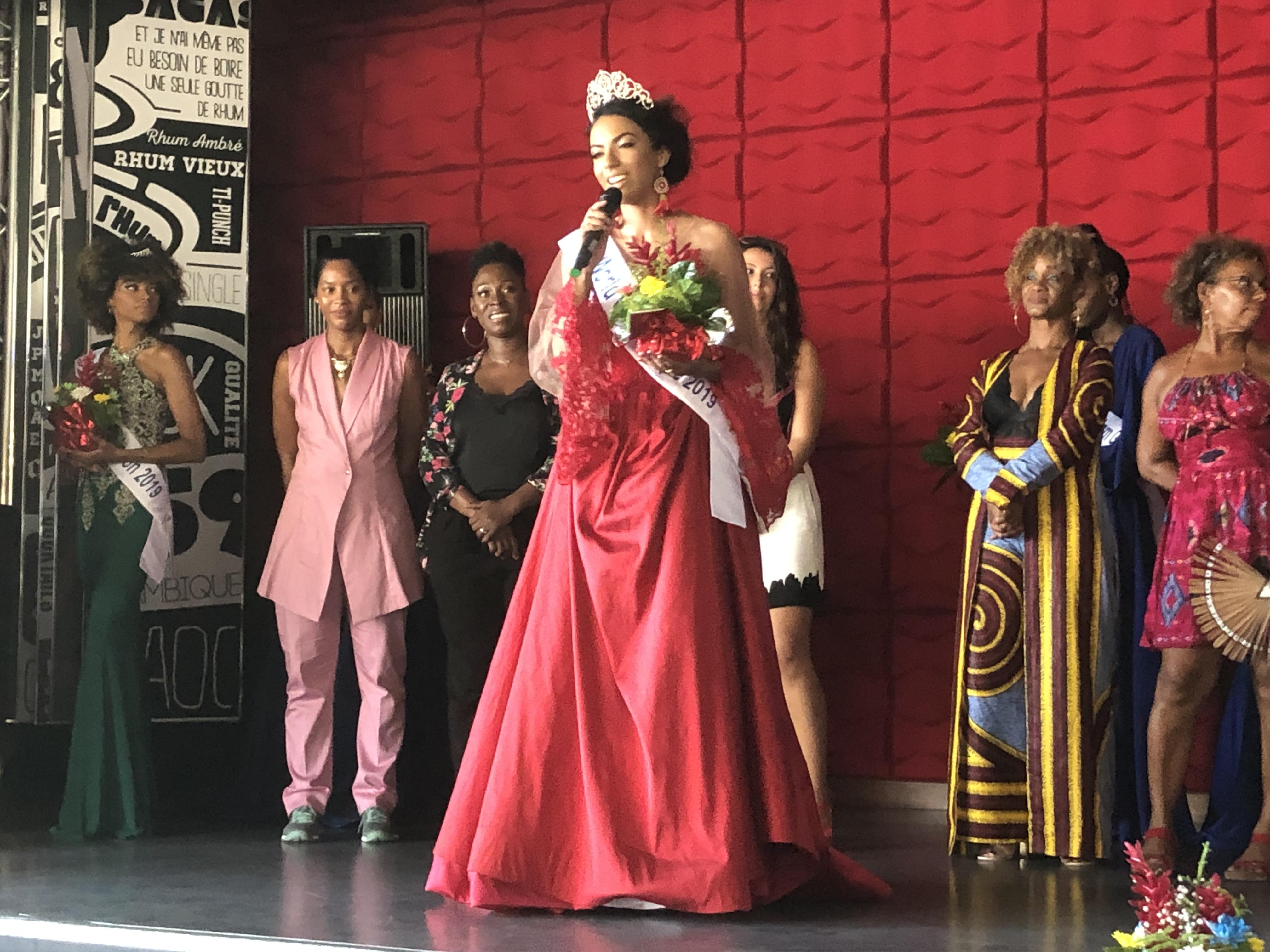 Anais Lacalmontie représentera la Guadeloupe à Miss World