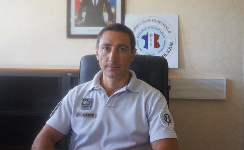 Un nouveau directeur de la sécurité publique en Guadeloupe