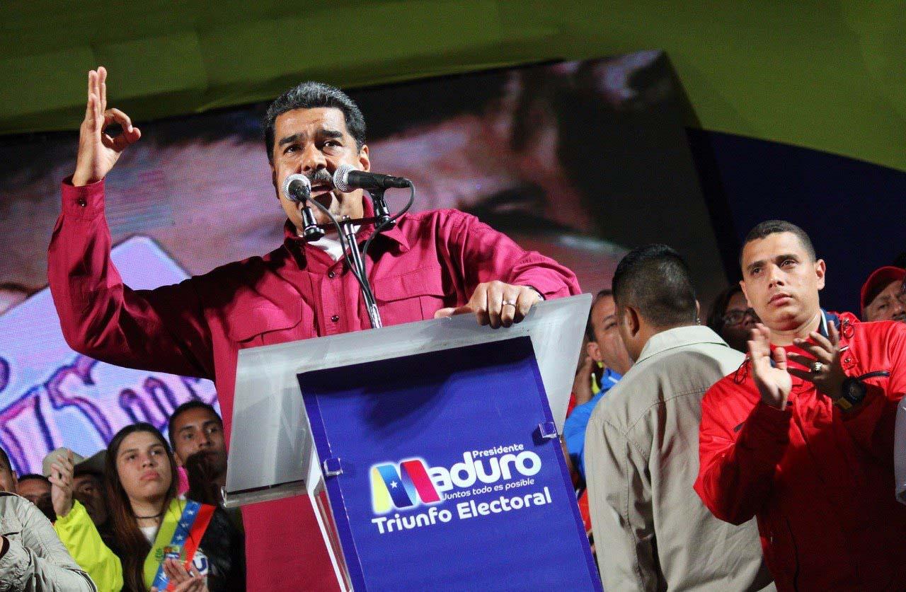 Malgré l'échec des négociations à la Barbade, le président vénézuélien se dit toujours ouvert au dialogue