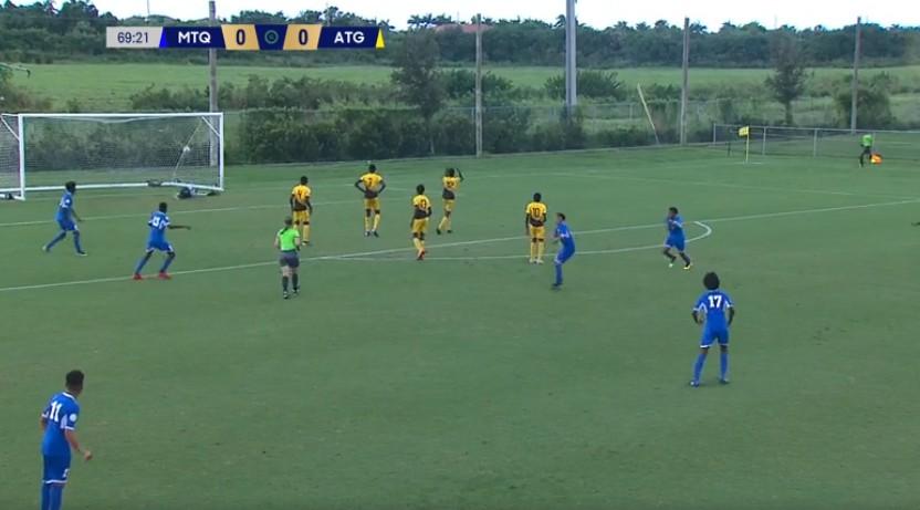 CU15 : Mathys Chomereau-Lamotte donne la victoire à la sélection de Martinique