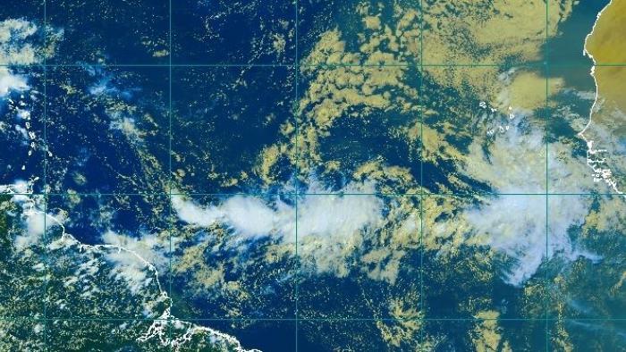 Une dépression tropicale prévue en début de semaine prochaine
