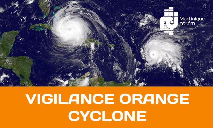 Tempête DORIAN : la Martinique passe en vigilance orange cyclone