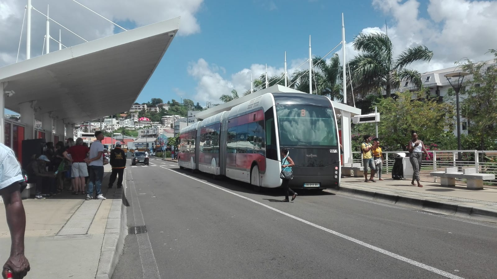 TCSP : des passagers satisfaits qui souhaiteraient tout de même des rotations plus fréquentes