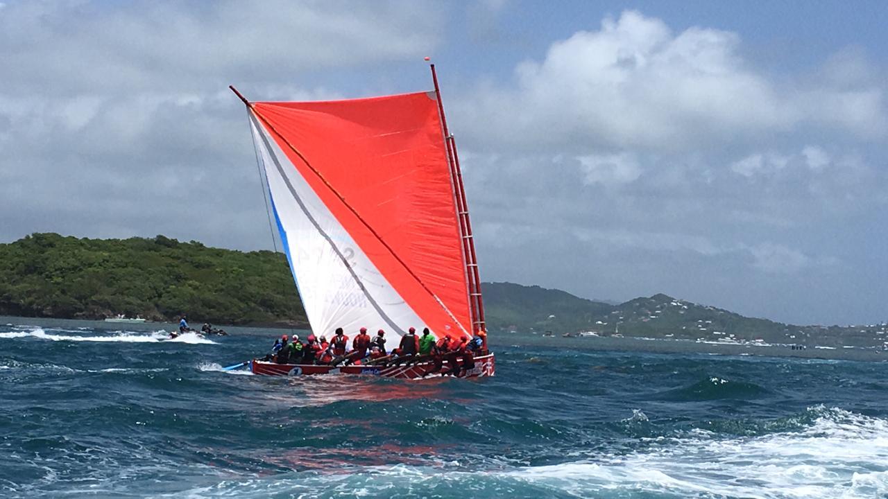 #TDY2019 : Brasserie Lorraine/Sara Energies Nouvelles remporte le 35e tour de Martinique des yoles rondes