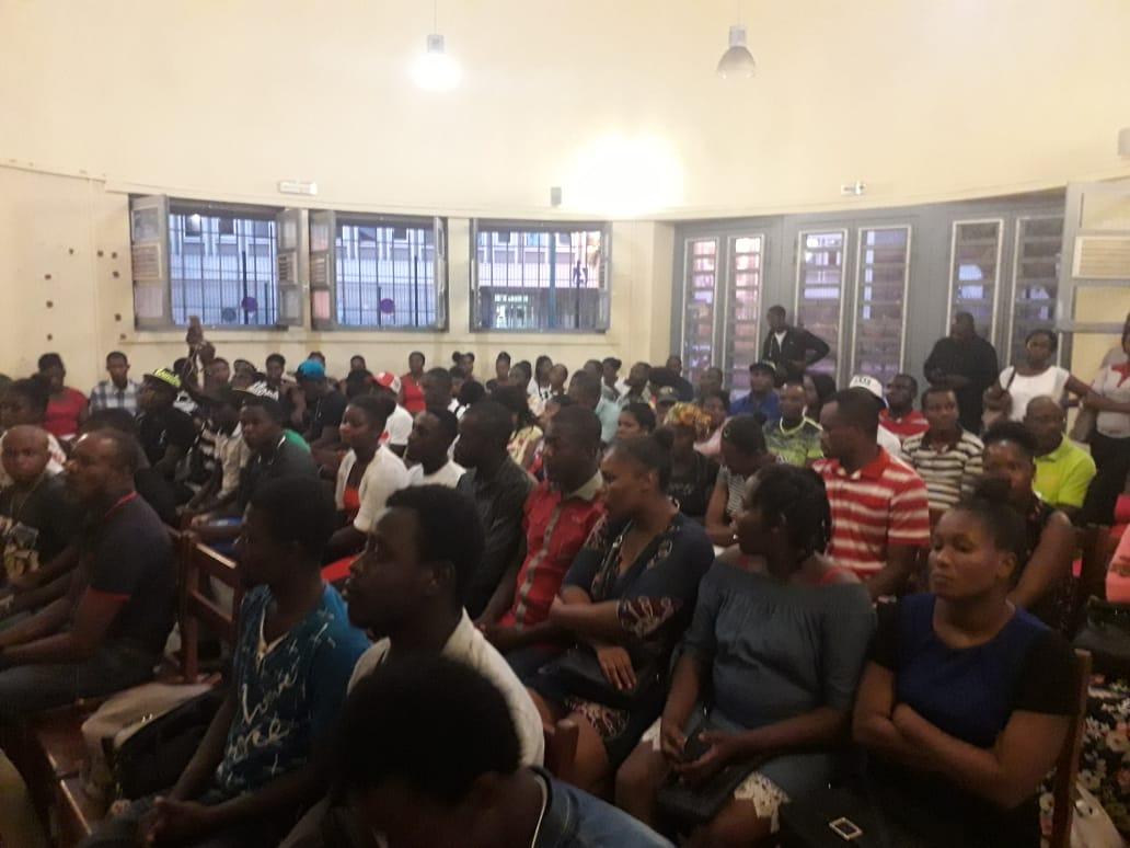 Les Haïtiens de Martinique échangent autour des questions d'immigration