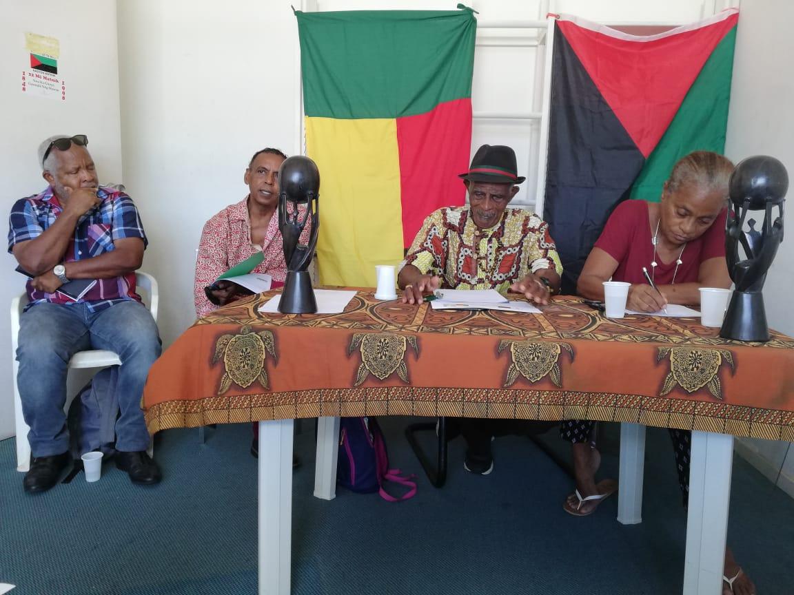 Le MIR organise un konvwa vers le Bénin