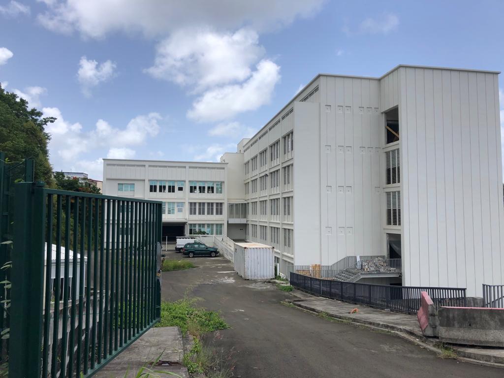 L'ex maternité de Redoute accueillera des bureaux de la CTM en 2020