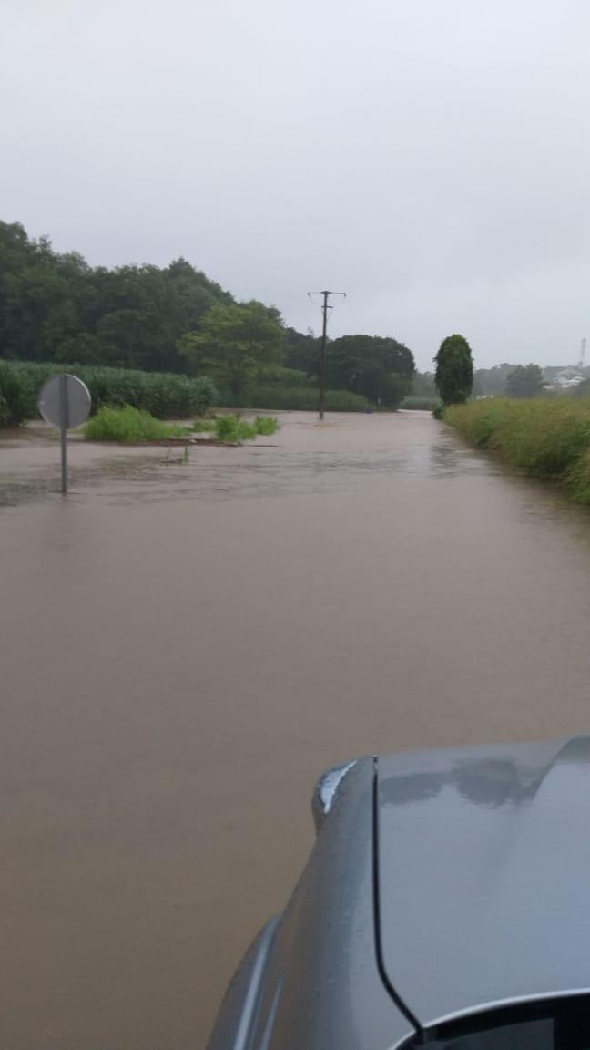 Tempête DORIAN : le niveau de l'eau monte dans le sud