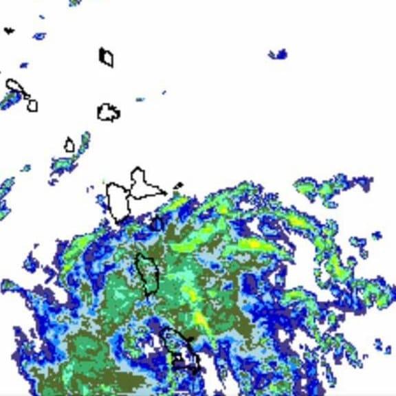 Dorian commence à impacter la Guadeloupe