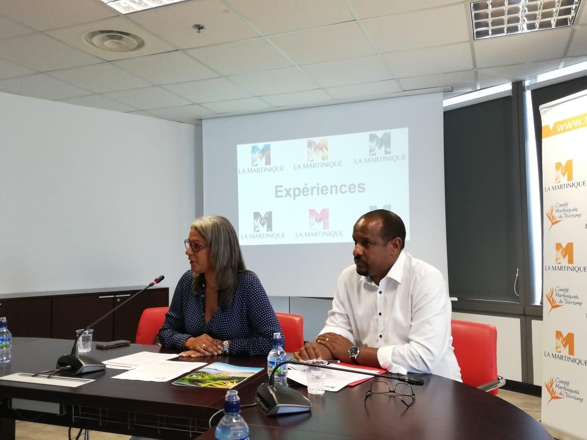 Le bilan est positif pour le Comité Martiniquais du Tourisme
