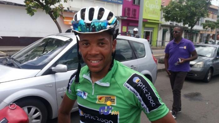 Cyclisme : le tour de Guyane démarre, ce samedi. Il se fera sans Yolan Sylvestre