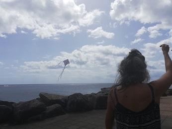 RCI Vakans': le cerf-volant, l'activité des vacances en famille