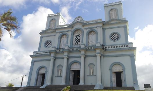 L'Eglise de Martinique appelle aux dons