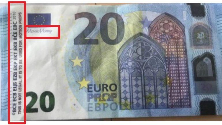 Alerte aux faux billets