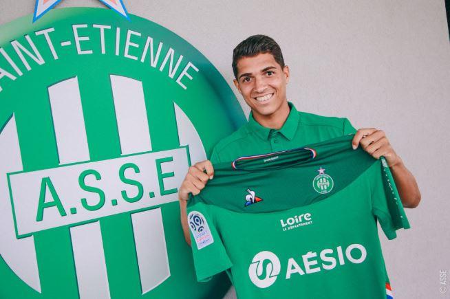Jérémy Porsan-Clémenté signe avec la réserve de l'AS Saint-Etienne