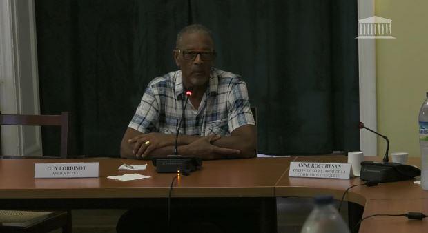 L'ancien député Guy Lordinot qui avait demandé la prolongation de l'usage du chlordécone met en cause le gouvernement