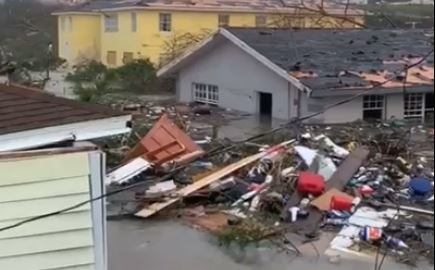 L'ouragan Dorian a dévasté les Bahamas