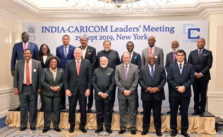 L'Inde versera 14 millions de dollars aux pays du CARICOM