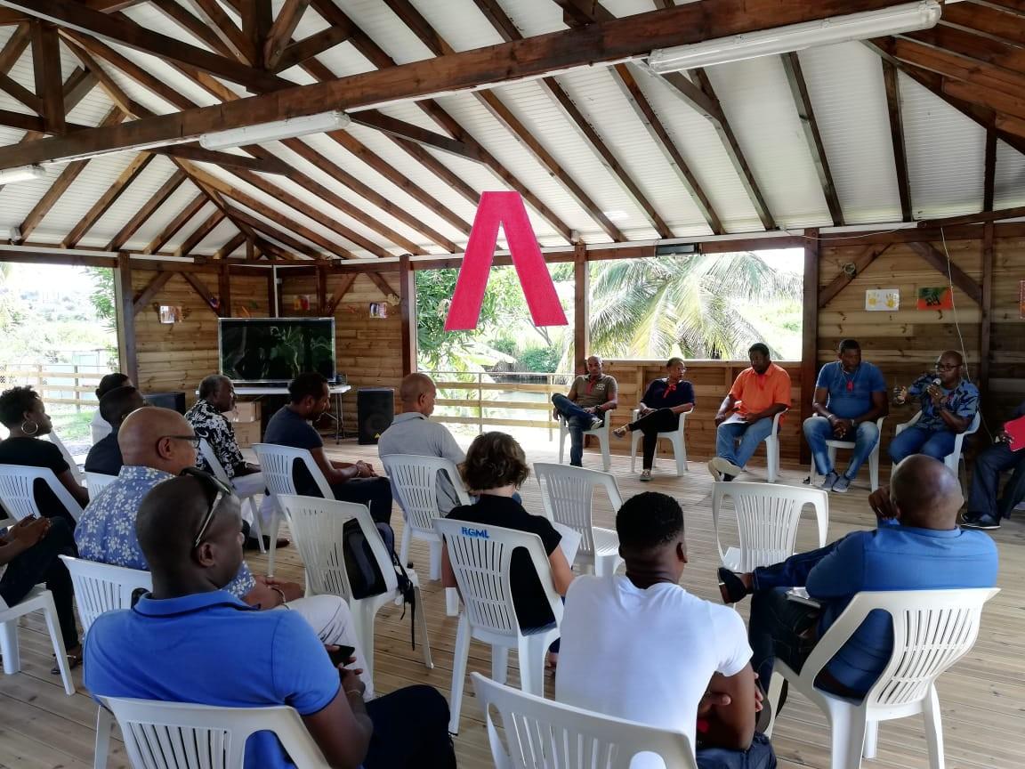Une nouvelle rencontre afin de lutter contre la violence en Martinique