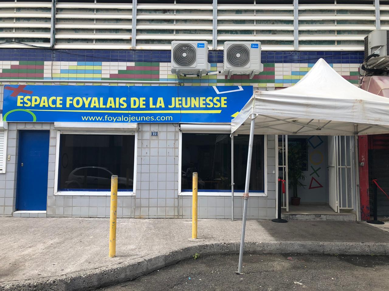 L'Espace Foyalais de la Jeunesse inauguré, ce samedi à Fort-de-France