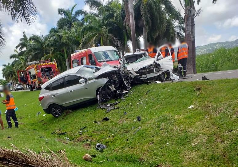 Un accident au François fait deux blessés légers