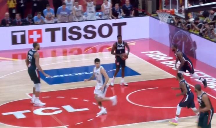 Coupe du monde masculine de Basket : les bleus éliminés aux portes de la finale