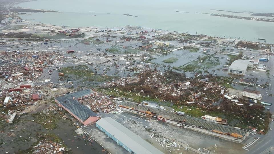 Ouragan Dorian : les premières images aériennes des Bahamas dévastées