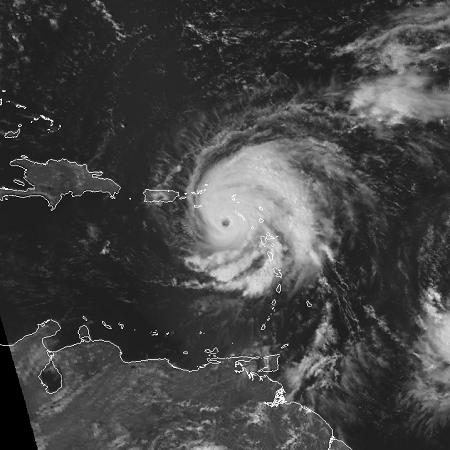Il y a 30 ans, le cyclone Hugo ravageait la Guadeloupe