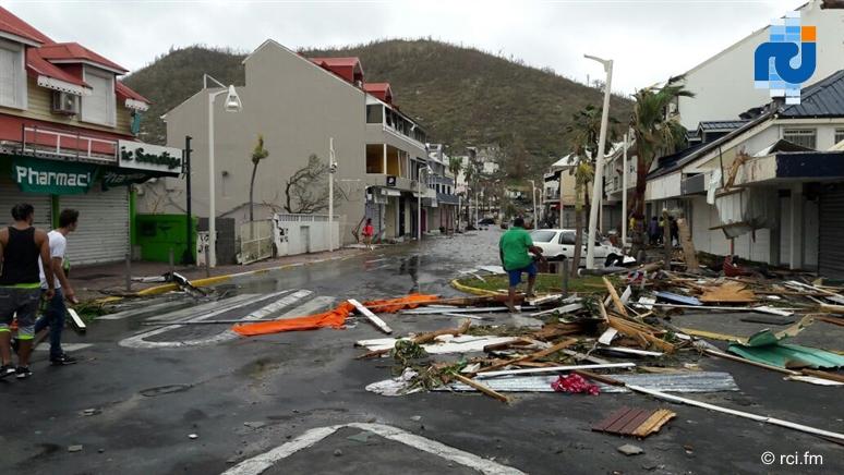 Irma : Saint-Martin reconstruit à 75% trois ans après