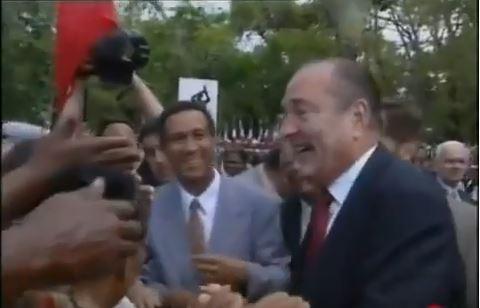 Les politiques locaux réagissent au décès de Jacques Chirac