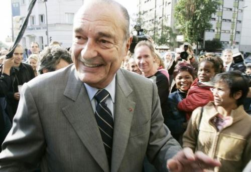 Décès de Jacques Chirac : quelques réactions de la population