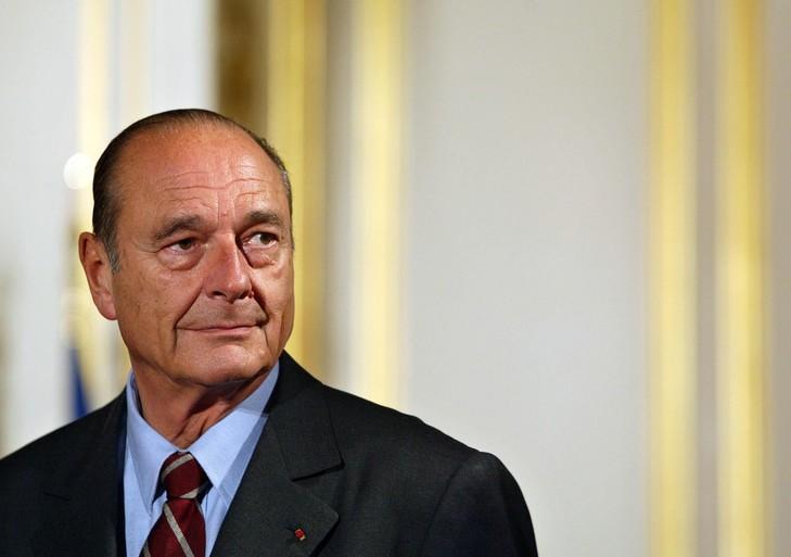 Décès de Jacques Chirac : une journée de deuil national annoncée ce lundi