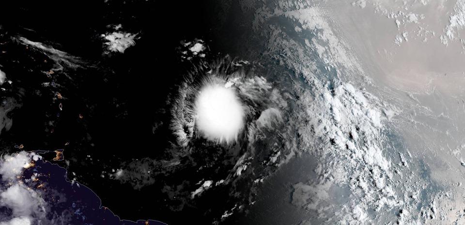 Jerry : les îles du Nord en vigilance jaune cyclone