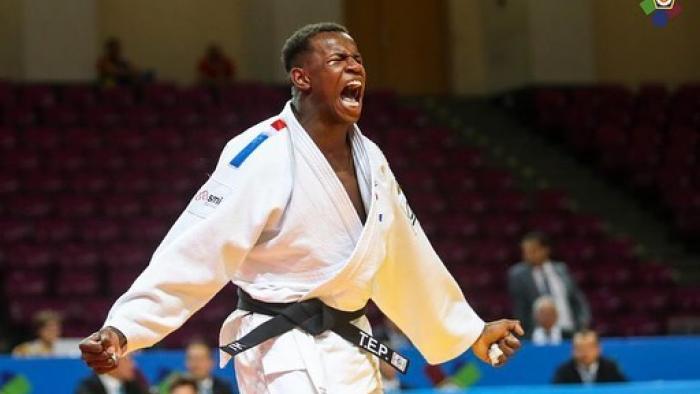 Kenny Liveze est champion du monde cadet de judo