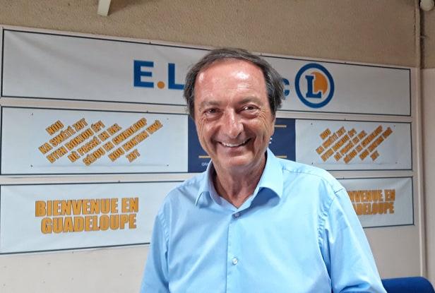 Michel Edouard Leclerc en promotion