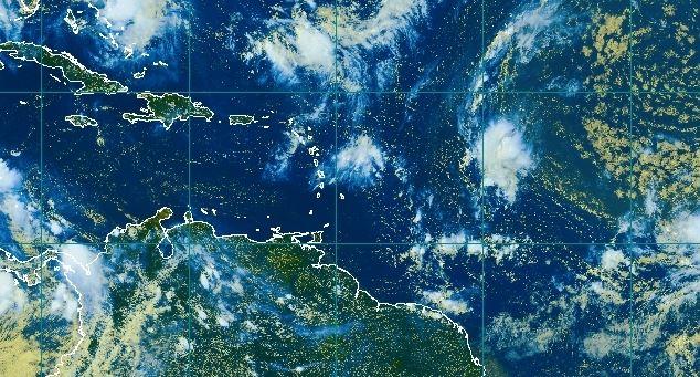 Une onde tropicale active traversera la Martinique dans les prochaines 24 heures