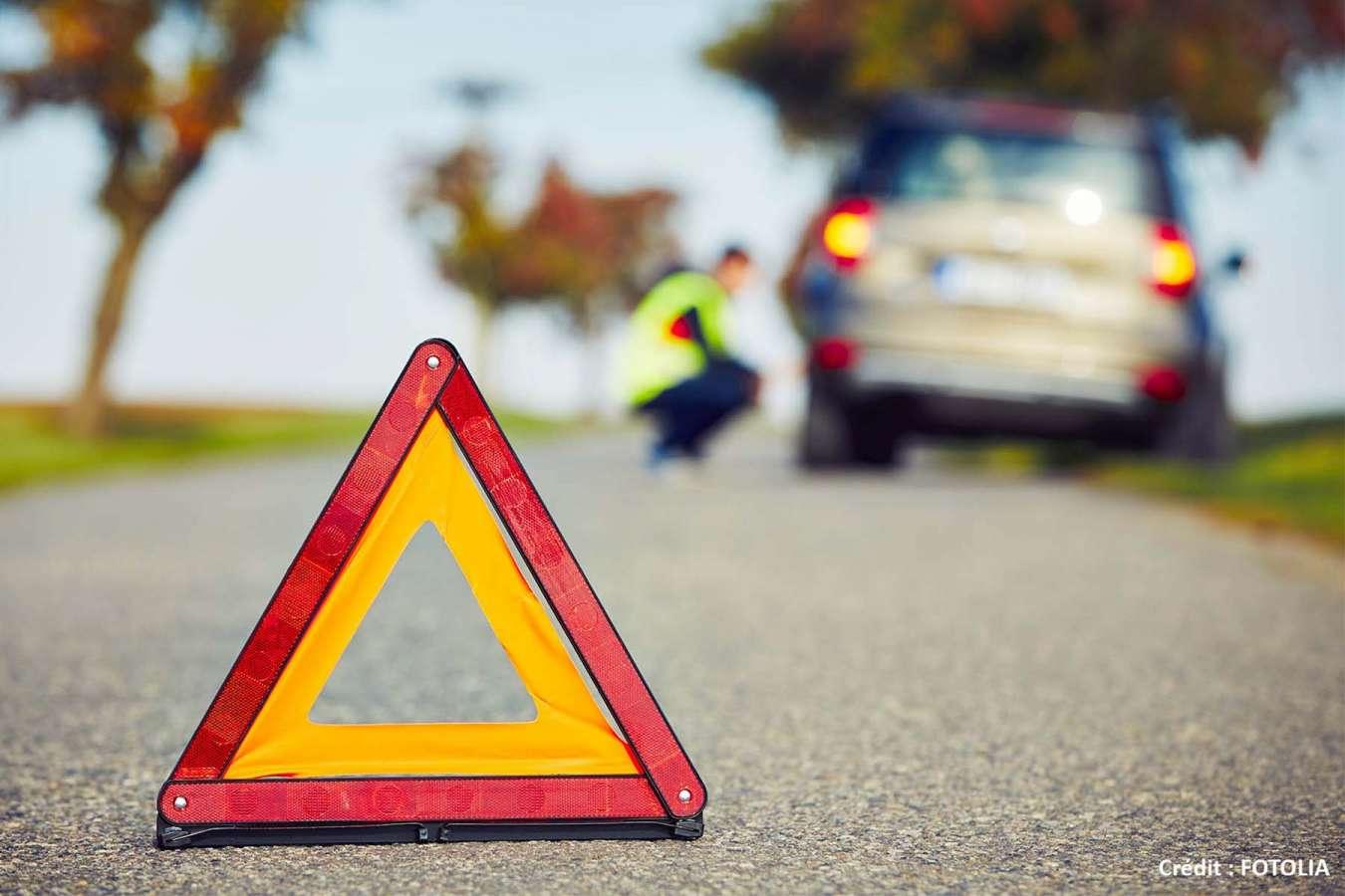 Un véhicule en panne à la Jaille Baie-Mahault : des kilomètres de bouchons sont signalés