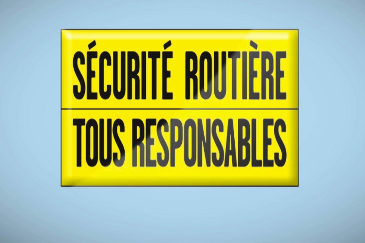 La sécurité routière appelle à la prudence sur les routes