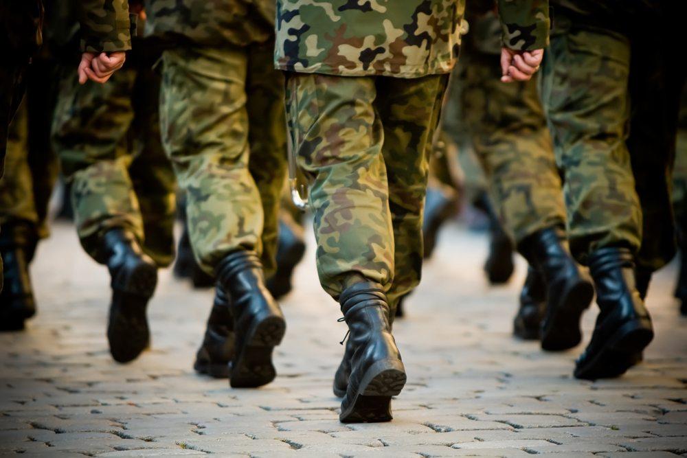 Des militaires français en route vers les Bahamas