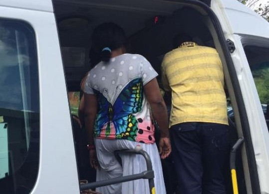 Le transport en commun dans le Nord Caraïbe à l'arrêt