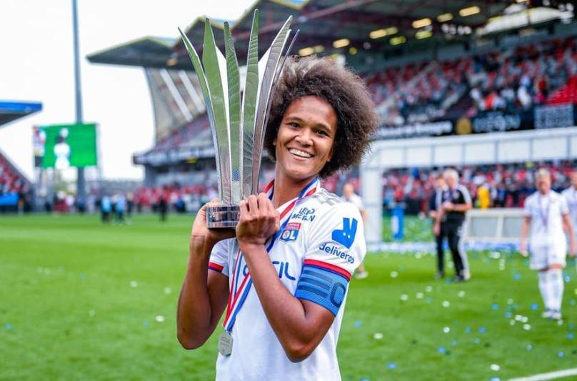 Wendie Renard remporte sa septième ligue des champions