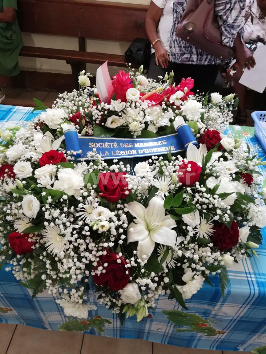 Les émouvantes et solennelles obsèques d'Alain Ho Hio Hen
