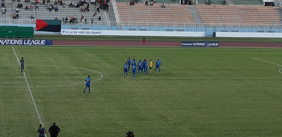 Ligue des Nations de la CONCACAF : la Martinique et Trinidad font match nul 1 - 1