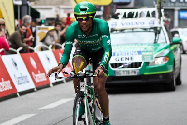 Yohann Gene veut créer une structure dédiée au cyclisme en Guadeloupe