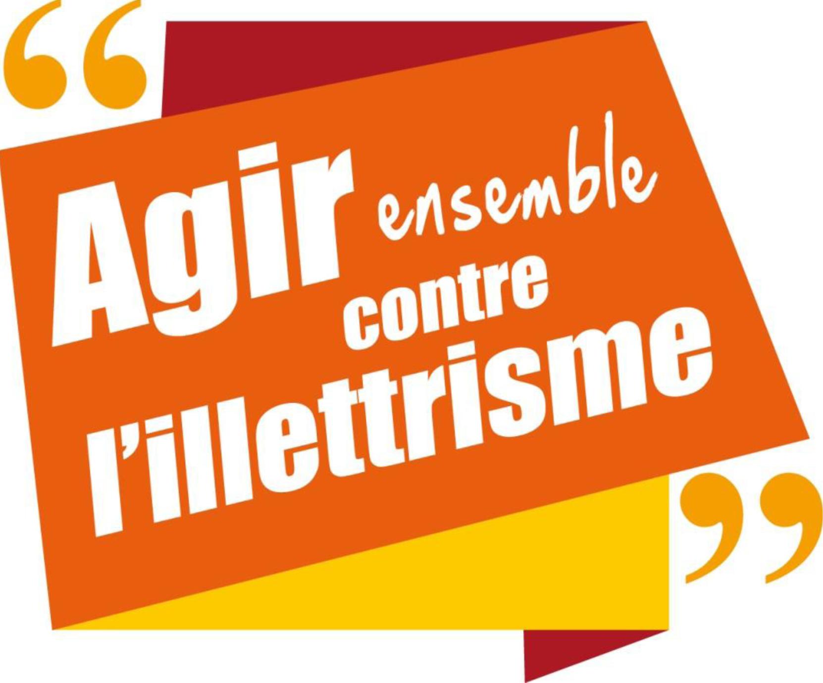 6 ème édition des Journées Nationales contre l'Illettrisme