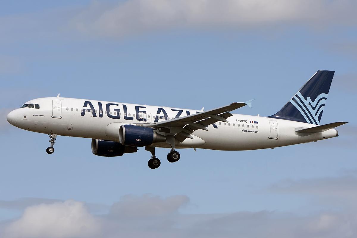 Air France et Air Caraïbes se positionnent pour la reprise d'Aigle Azur.