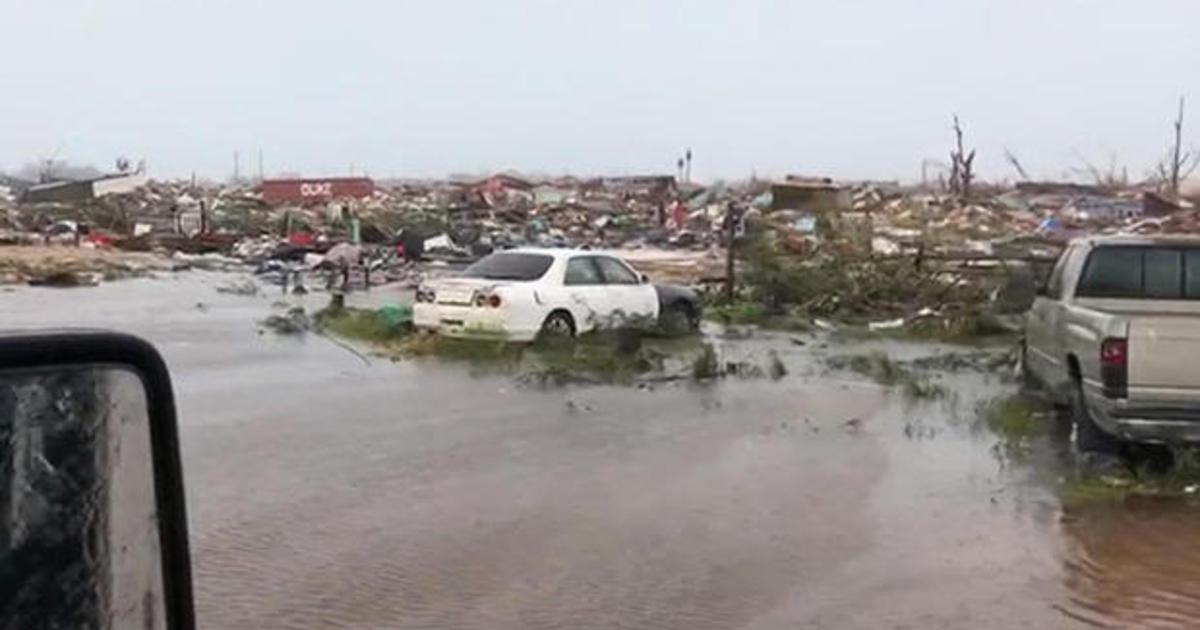 Dorian aux Bahamas : le bilan humain est loin de la réalité